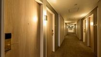 南館客室廊下