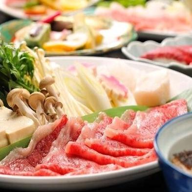【1泊2食付】米沢牛を4種の食べ方で堪能♪二人で楽しむ「米沢牛食べ尽くし」プラン【個室会食】