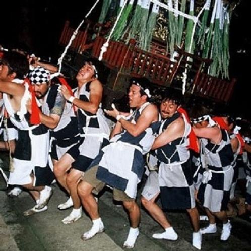 熊野大社例大祭
