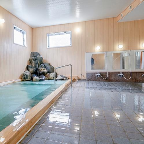 温泉大浴場 古代檜風呂