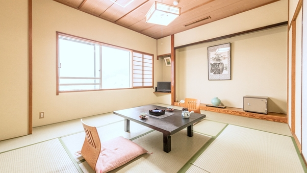 和室10畳・禁煙【バス・トイレ付き】