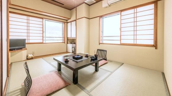 和室6畳・禁煙【トイレ付き】