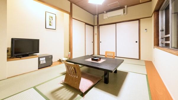 和室8畳・禁煙【バス・トイレ付き】
