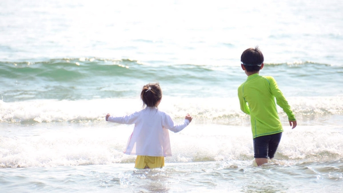 《寺泊中央海水浴場まで車で5分》今年の夏は海でアクティブに楽しもう!【手持ち花火の特典付き】