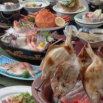 日本海を食す♪料理イメージです☆
