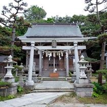 【白山姫神社】