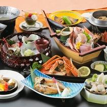 【新潟の味ノドグロ・アワビ贅沢プラン】新潟自慢の味覚をぎゅっと詰め込んだ逸品ぞろいです。