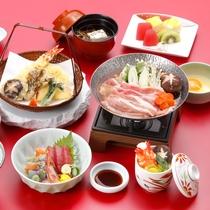 *【旬和食膳一例】季節毎に変わるお料理内容♪