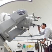 天文台「銀河」40cm口径の天体望遠鏡