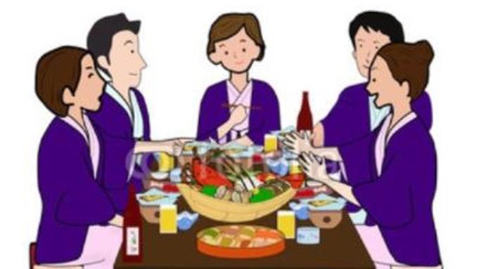 【グループ】【飲み放題特典付】ポイント10倍 ずわい蟹!お肉!天婦羅!温泉でPARTYプラン