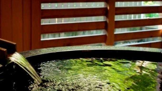 【温泉旅館セール】温泉露天風呂付き客室で一味違う休日を♪夕食は当館定番の「加賀の四季会席」を堪能♪