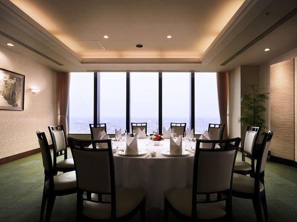 中国料理「彩湖」個室