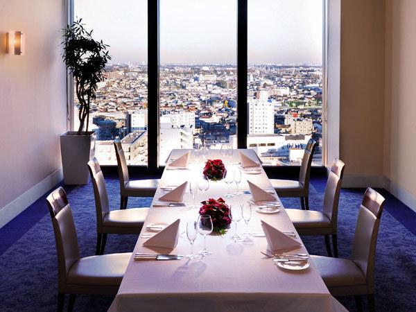 レストラン「RPR」個室