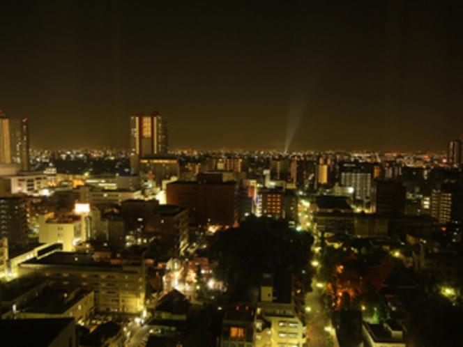 客室からの眺望(NIGHT)