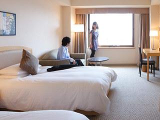 【ホテル特製テイクアウトビュッフェセット付き】カップルデイユースプラン 9:00〜20:00