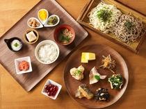 和洋食が豊富に並ぶホテル人気のブッフェ朝食をどうぞ!