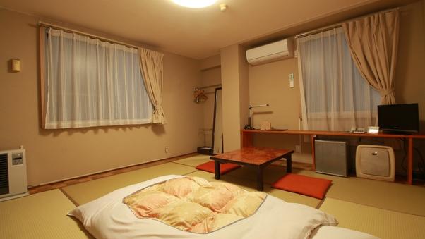 ◇8畳和室【喫煙】定員3名◇バス・トイレ無