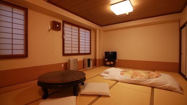 ◇8畳和室【喫煙】◇バス・トイレ付