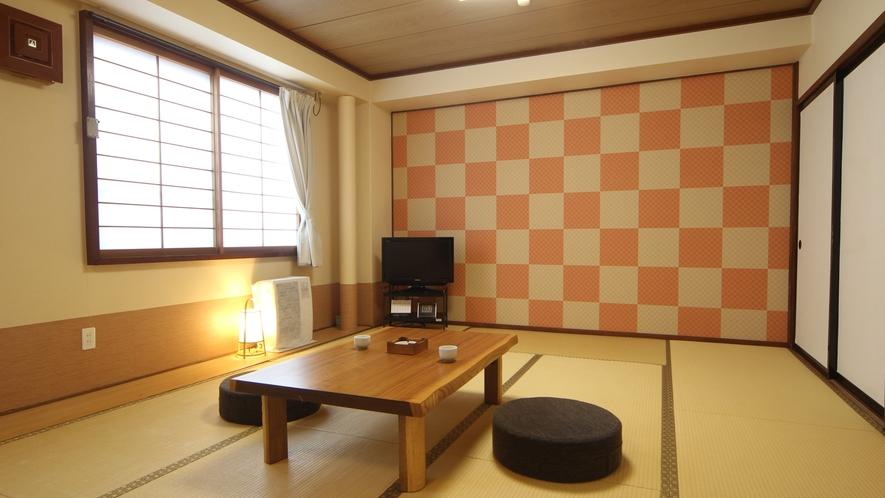 【客室一例・広々和室BT付】11畳の和室