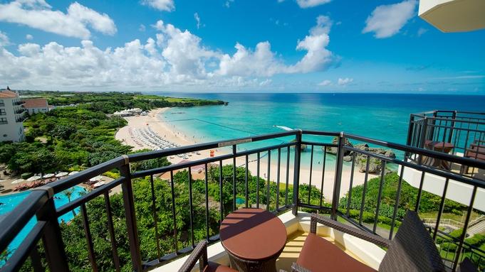 【館内利用券5,000円分付き】窓を開ければ眩い碧さの珊瑚礁の海景色