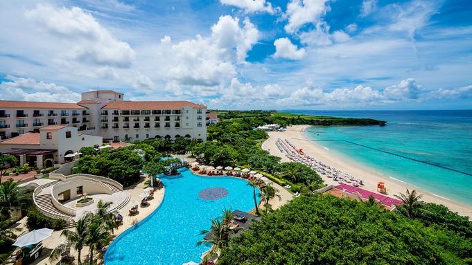 【お早めの14時チェックイン・遅めの13時チェックアウト】珊瑚礁の海辺のホテルでゆったり長めのご滞在