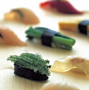 沖縄特選寿司食べ放題《日本料理・琉球料理 佐和/夕食》
