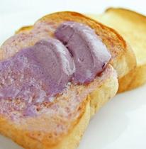 紅芋バター《ブラッスリー ベルデマール/朝食》