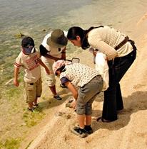 自然に触れて自然と遊ぶ /エデュテイメントプログラム