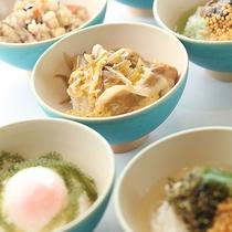 こめ食バイキング《日本料理・琉球料理 佐和/朝食》