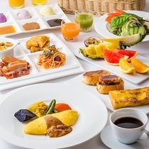 洋食バイキング《ブラッスリー ベルデマール/朝食》