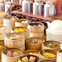 飲茶食べ放題《中国料理 金紗沙/昼食》