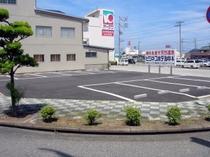 駅前第二駐車場
