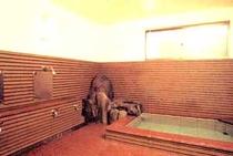 浴室(白峰温泉の湯)