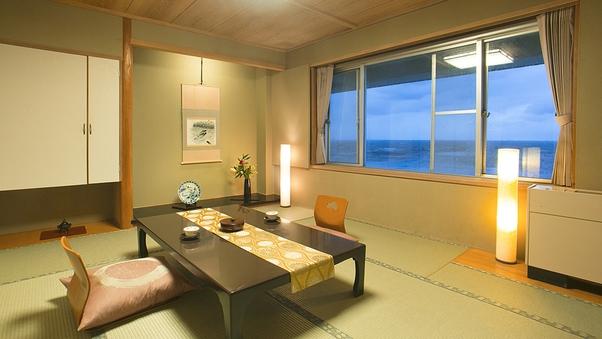 ◆-絶景の最上階-展望客室◆禁煙ルーム[和室10畳]〜