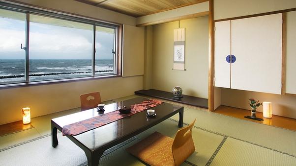 ■海側☆一般客室■[和室10帖]〜海と癒しのひととき〜