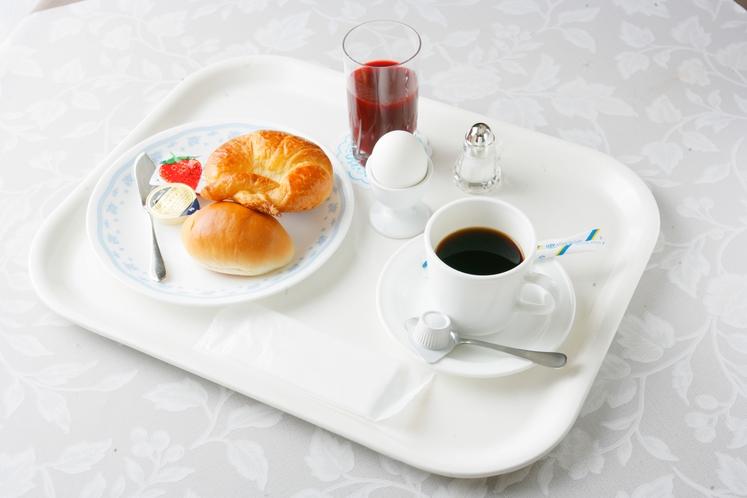 朝食(軽食)(洋食)