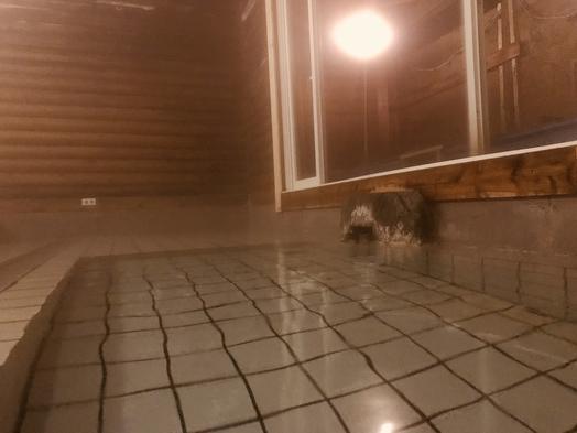 1泊朝食付プラン☆朝ごはん「も」美味しい♪源泉かけ流し温泉は夜通し入浴可能♪