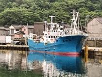 加茂港 協和丸さんの蟹漁船☆