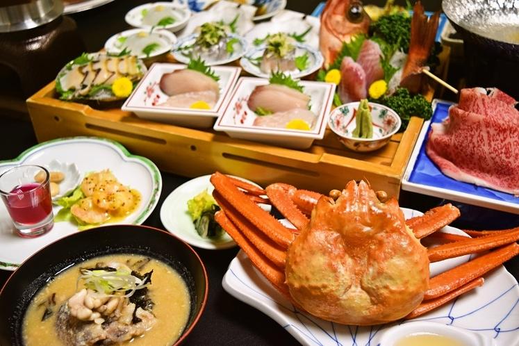 ごんげだ味覚プラン♪お料理(冬季)