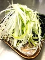 庄内野菜☆雪中軟白ねぎ(冬季限定)