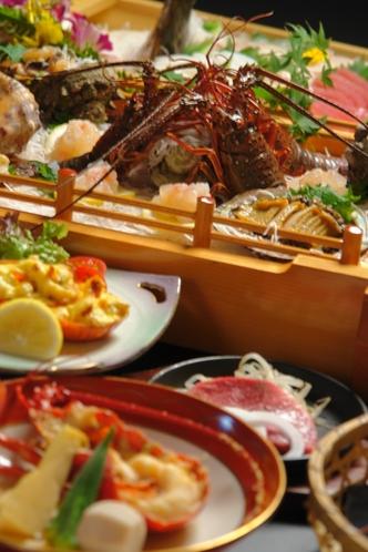 人気の海老料理3種