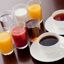 【ご朝食】ドリンク