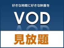 VOD日・祝限定プラン