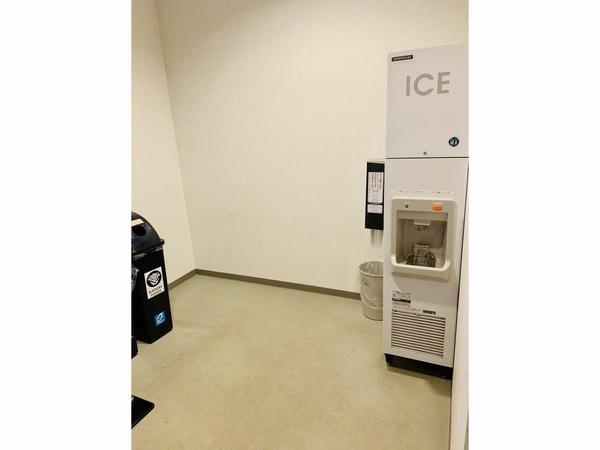 製氷機の写真