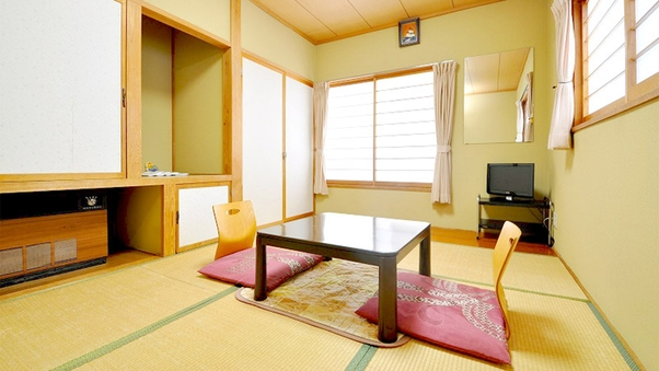 和室6畳(バストイレ共同)※冷房なし