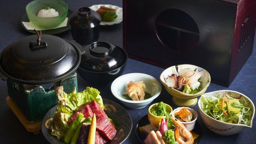 1階 天ぷら・寿司【皿倉】野点ディナー イメージ