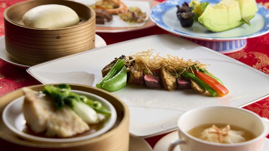 龍鳳 料理イメージ