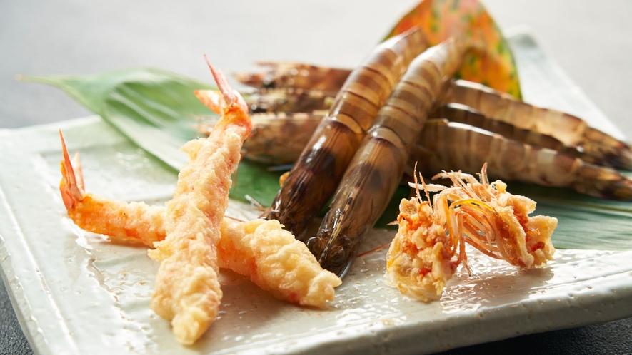 """【皿倉】揚げたての天ぷらで""""旬""""を味わう"""