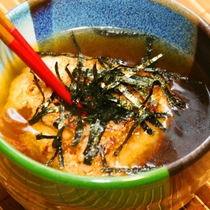 ☆料理_夕食_焼きおにぎり スープ (2)