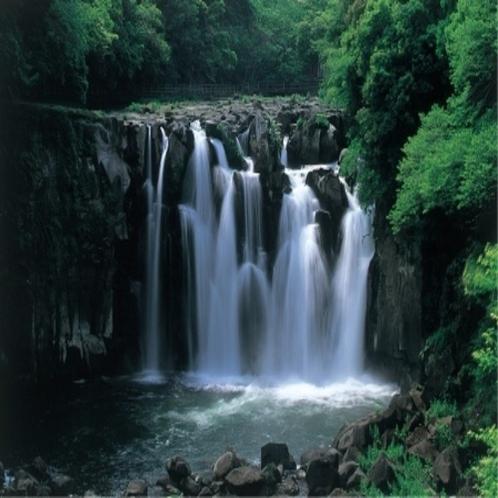 ◆関之尾の滝